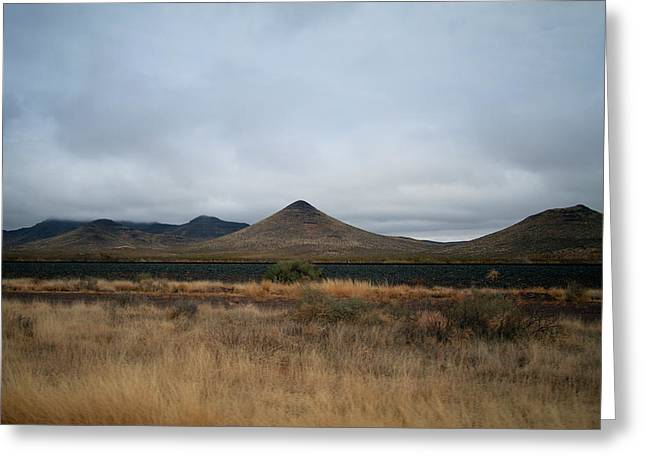 West Texas #2 Greeting Card