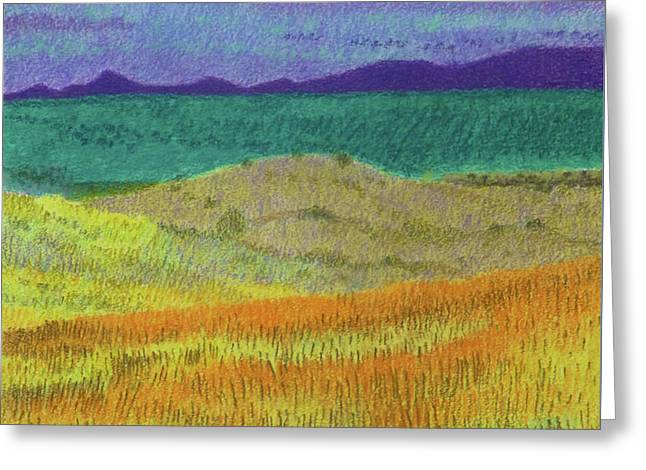 Western Edge Prairie Dream Greeting Card