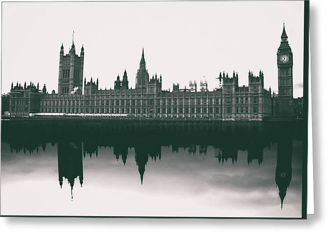 Westminster Reflection Greeting Card