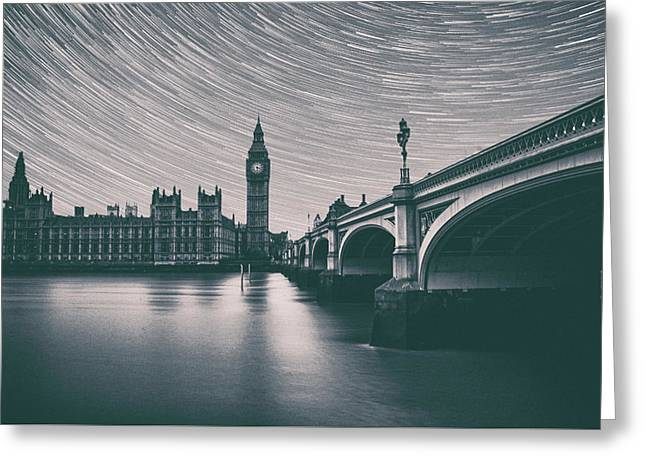 Westminster Stars Greeting Card