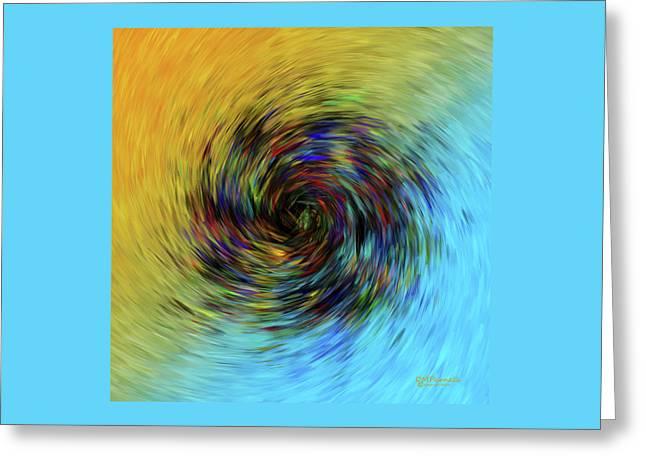 Whirlpool Greeting Card
