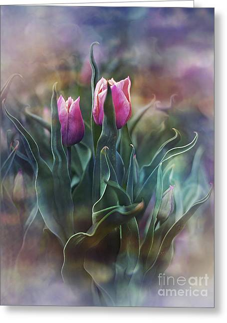 Whisper Of Spring Greeting Card