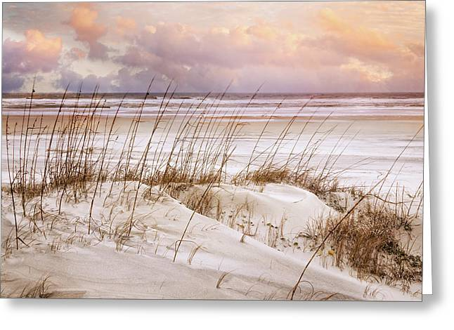 Whispers In The Dunes Greeting Card