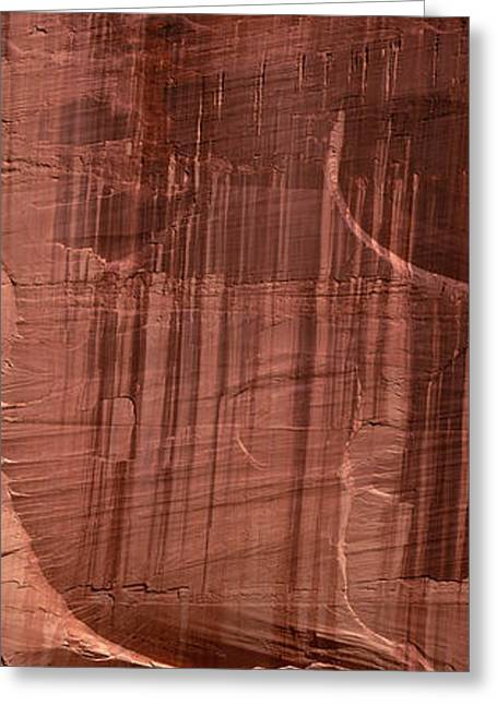White House Ruin Canyon De Chelly Greeting Card by Panoramic Images