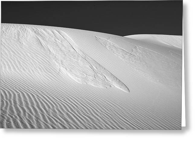 White Sands 2 Greeting Card