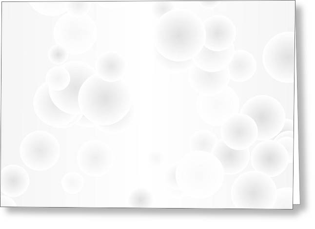 White.20 Greeting Card
