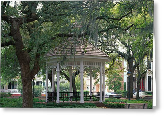 Whitefield Square Historic District Greeting Card