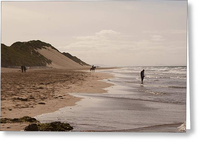 Whiterocks Beach Greeting Card