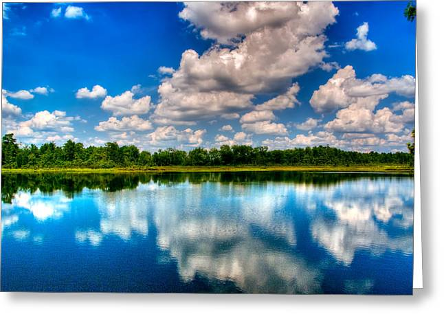 Greeting Card featuring the photograph Whitesbog New Jersey by Louis Dallara