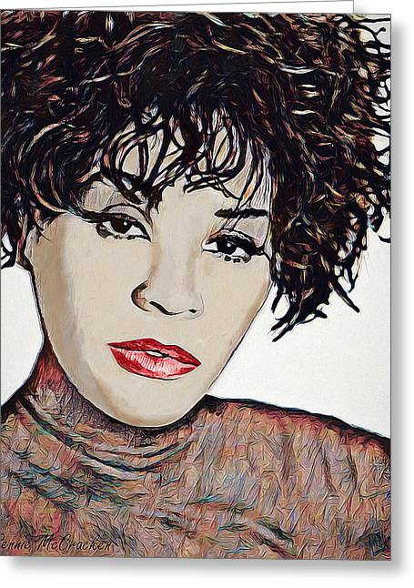 Whitney Greeting Card