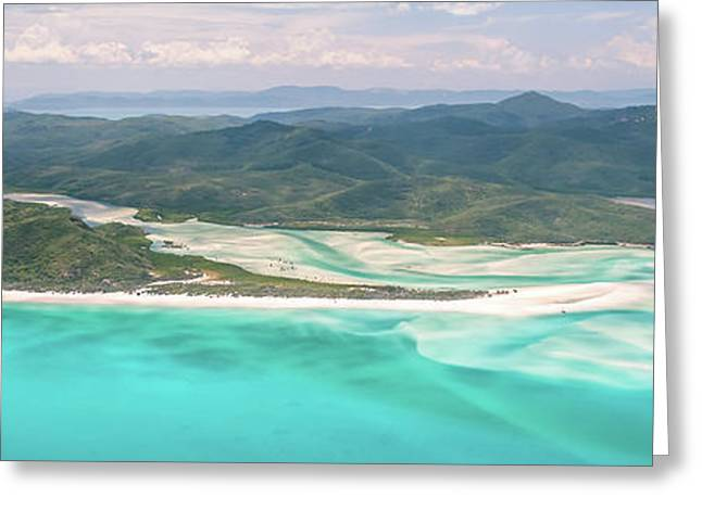 Whitsunday Wonders Greeting Card