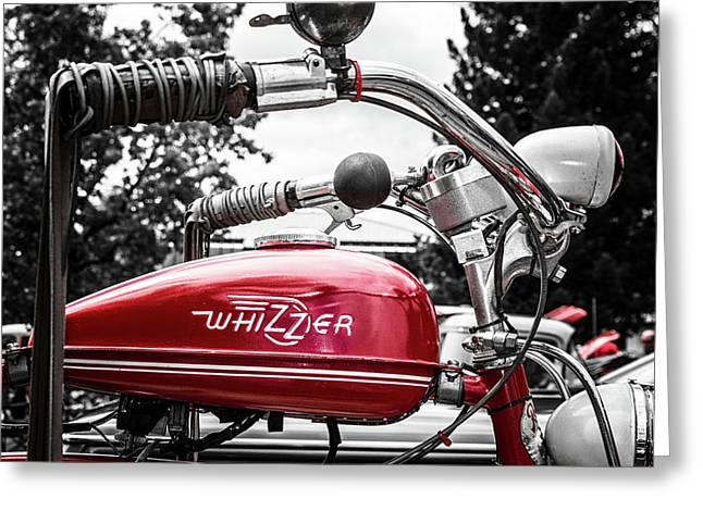 Whizzer Greeting Card