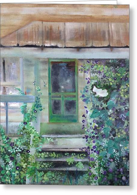Who Will Watch The Homeplace? Greeting Card
