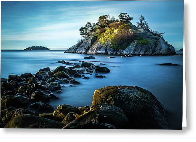 Whyte Islet Dawn Greeting Card