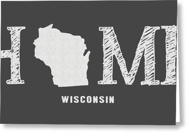 Wi Home Greeting Card