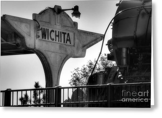 Wichita Approach Greeting Card