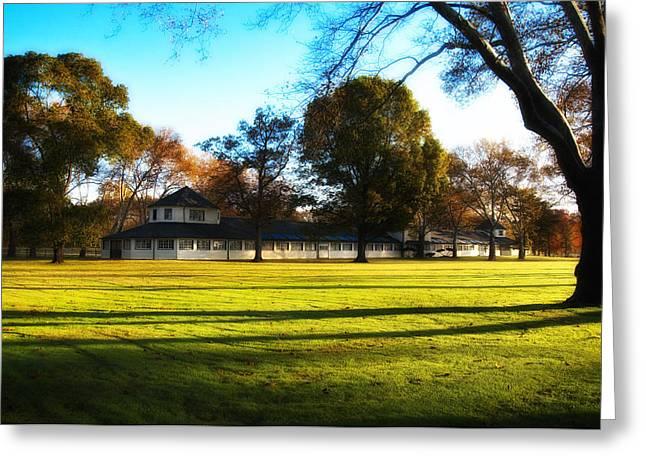 Widner Farm - Flourtown Greeting Card by Bill Cannon