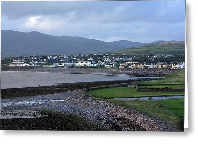 Wild Atlantic Way, County Kerry Greeting Card by Aidan Moran