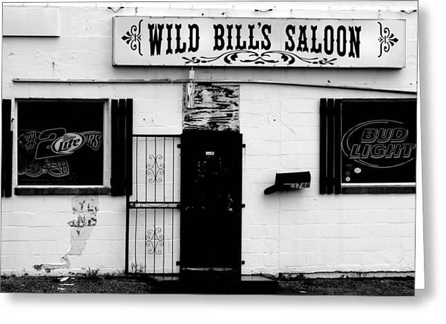 Wild Bill's Greeting Card by William Jones