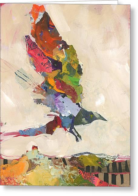 Wild Bird Greeting Card