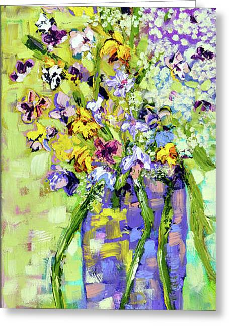 Wild Profusion Greeting Card