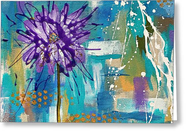 Wildflower No. 1 Greeting Card
