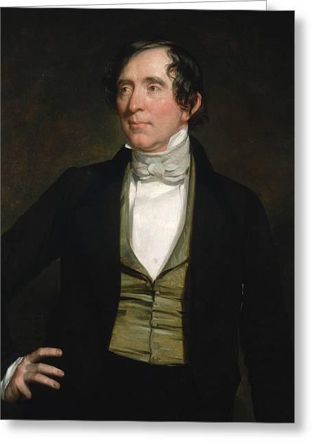 William C. Preston Greeting Card