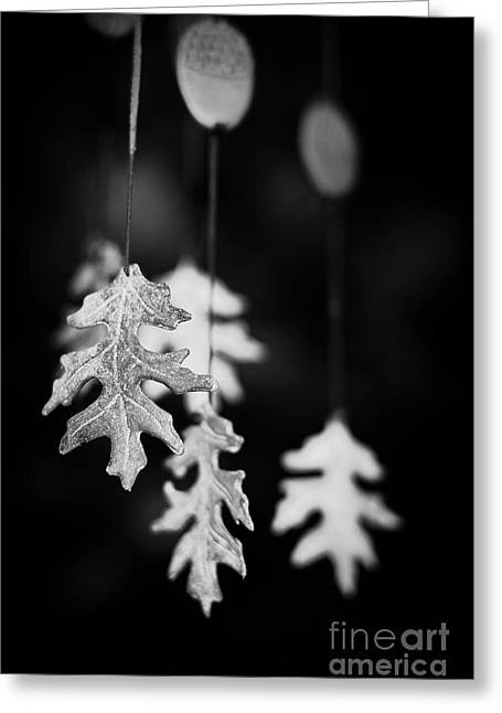 Wind Chime Greeting Card by Patrick M Lynch