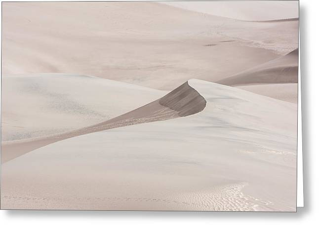 Greeting Card featuring the photograph Wind Formations by Colleen Coccia