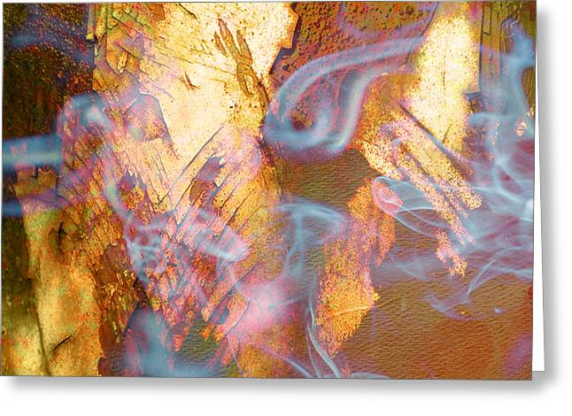 Wind Of Change Greeting Card by Beverly Guilliams