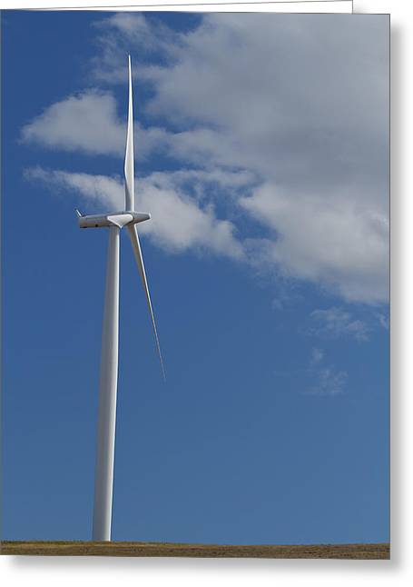 Wind Power 8 Greeting Card