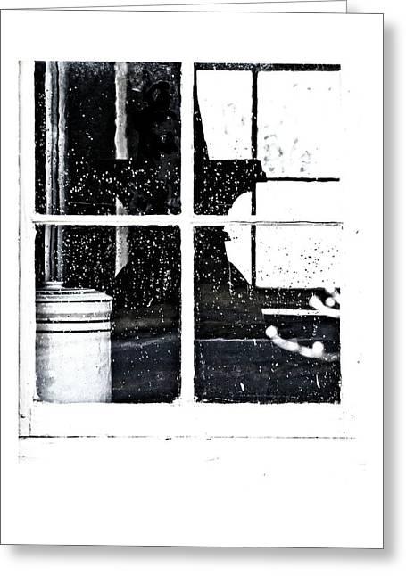 Window 3679 Greeting Card