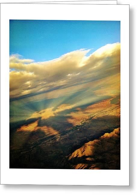 Window Seat 7 Greeting Card by Braden Moran