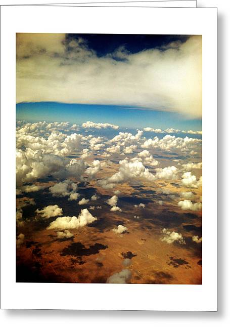 Window Seat 9 Greeting Card by Braden Moran