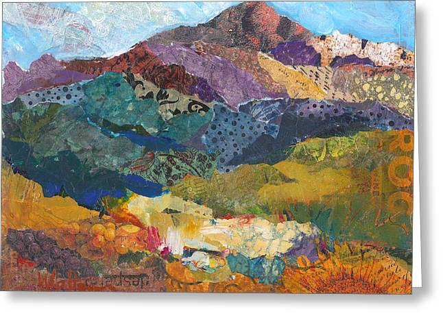 Wine Country Weekend Greeting Card by Shelli Walters