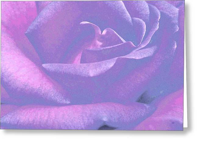 Winsome Rose 1 Greeting Card