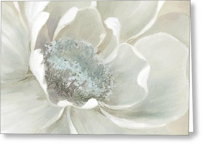 Winter Bloom 2 Greeting Card