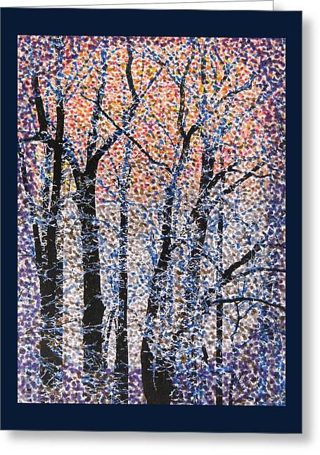 Winter Dawn  Greeting Card