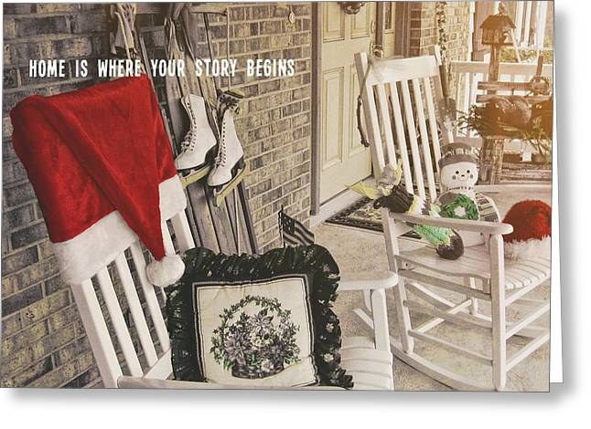Winter Days  Greeting Card by JAMART Photography