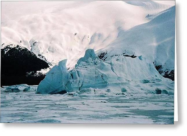 Winter Soltice Alaska  Greeting Card