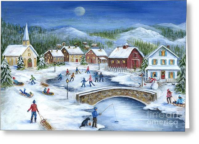 Winterfest Greeting Card