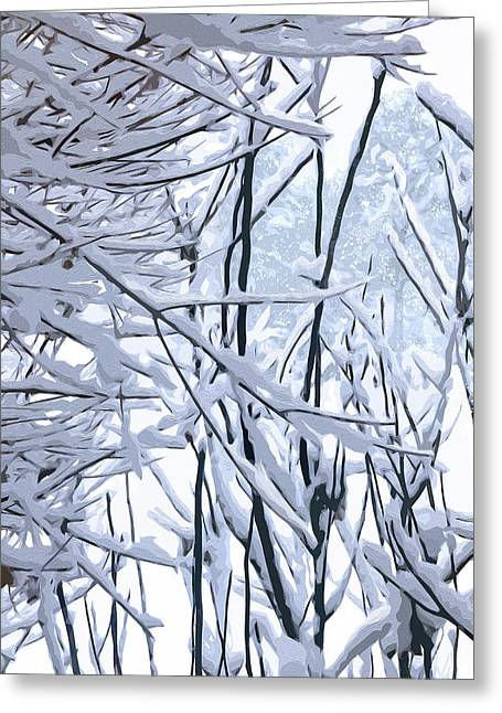 Wintertide Greeting Card