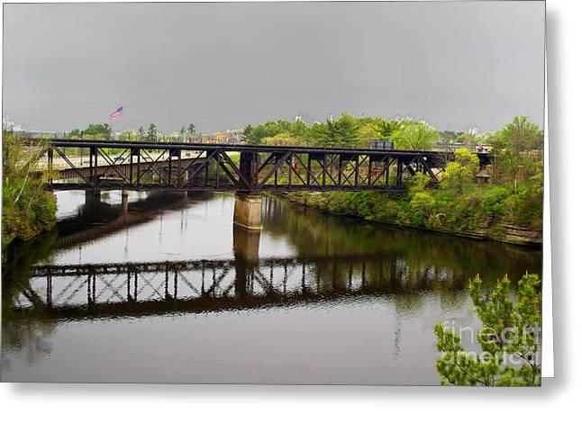 Wisconsin Dells Train Tressel Photograph by TommyJohn ...