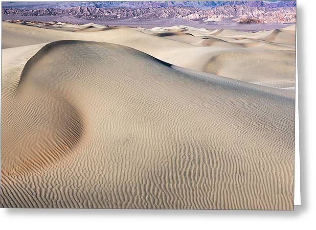 Greeting Card featuring the photograph Without Water by Jon Glaser