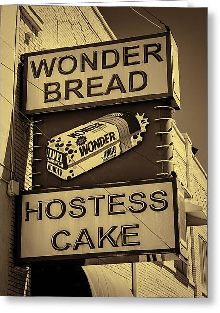 Wonder Memories - #3 Greeting Card by Stephen Stookey