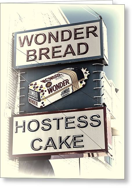 Wonder Memories - #5 Greeting Card by Stephen Stookey