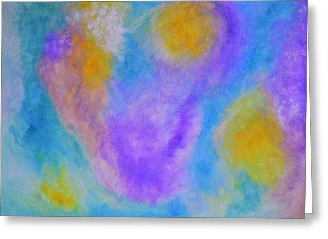 Wonders To Behold Greeting Card by Marla McPherson