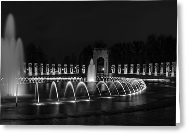 World War II Memorial Greeting Card