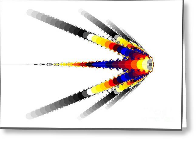 Worm By Worm Greeting Card by Torsten Kuehnert