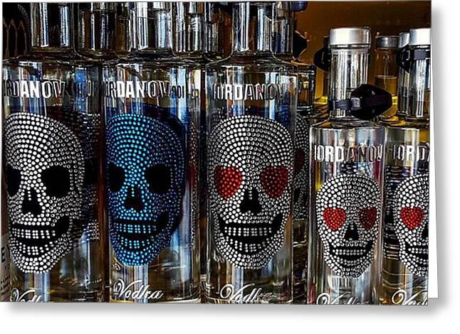 Would You Drink This #vodka? Also What Greeting Card by Dante Harker